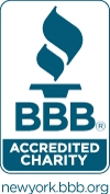 BBB Accredited Charity Vertical Logo With BBB URL(BLUE)