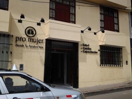 Cajamarca FACHADA