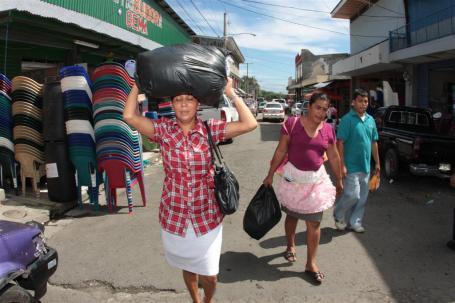 Edelma Altamirano clienta de Pro Mujer en Nicaragua.
