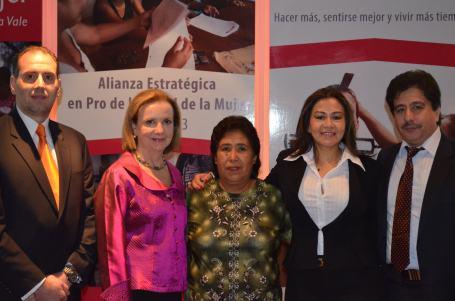 Evento GlaxoSmithKlyne and Pro Mujer
