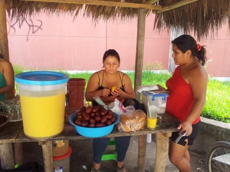 Pro Mujer in Peru, Aguaje sellers